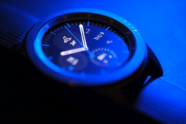 שעון יד חכם