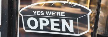 פתיחת חנויות קורונה – פתיחת המסחר החל מבוקר יום ראשון